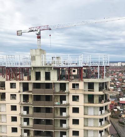 Металлоконструкции в жилом строительстве